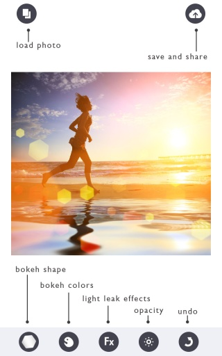 景深滤镜 Real Bokeh-光效|玩攝影App免費|玩APPs