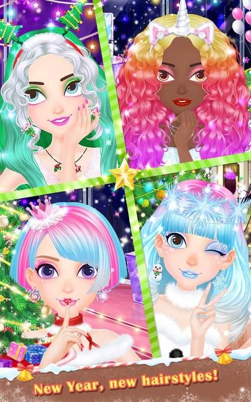 聖誕美髮屋截图1