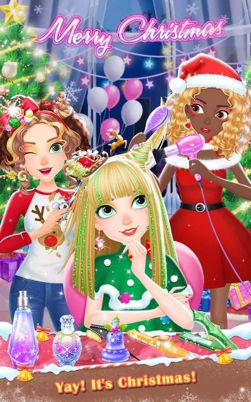 聖誕美髮屋截图2