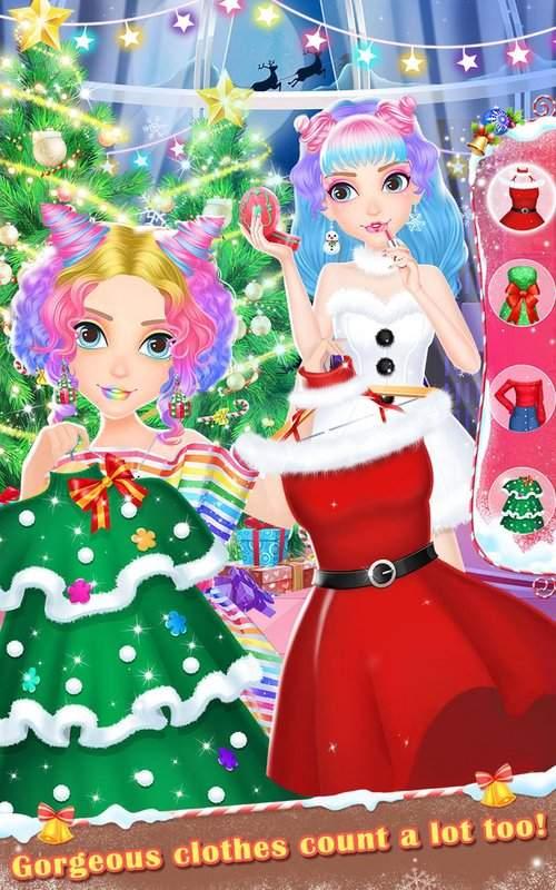 聖誕美髮屋截图3