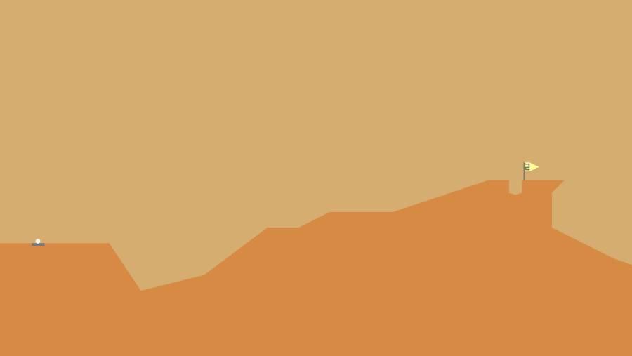 沙漠高尔夫截图1
