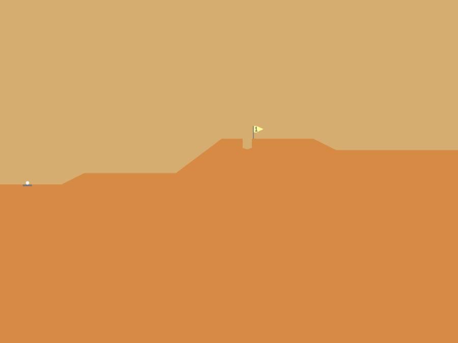 沙漠高尔夫截图4
