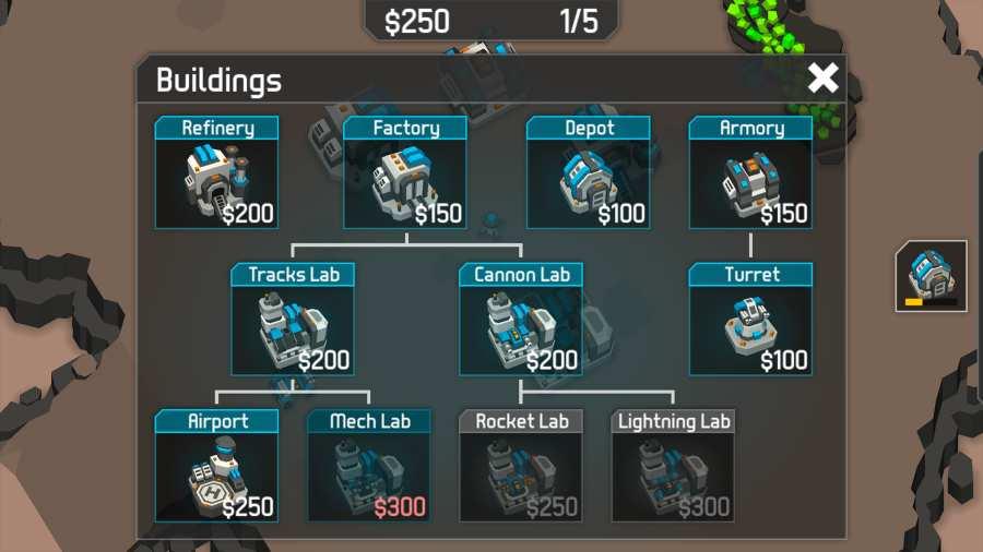 机器战争3截图1