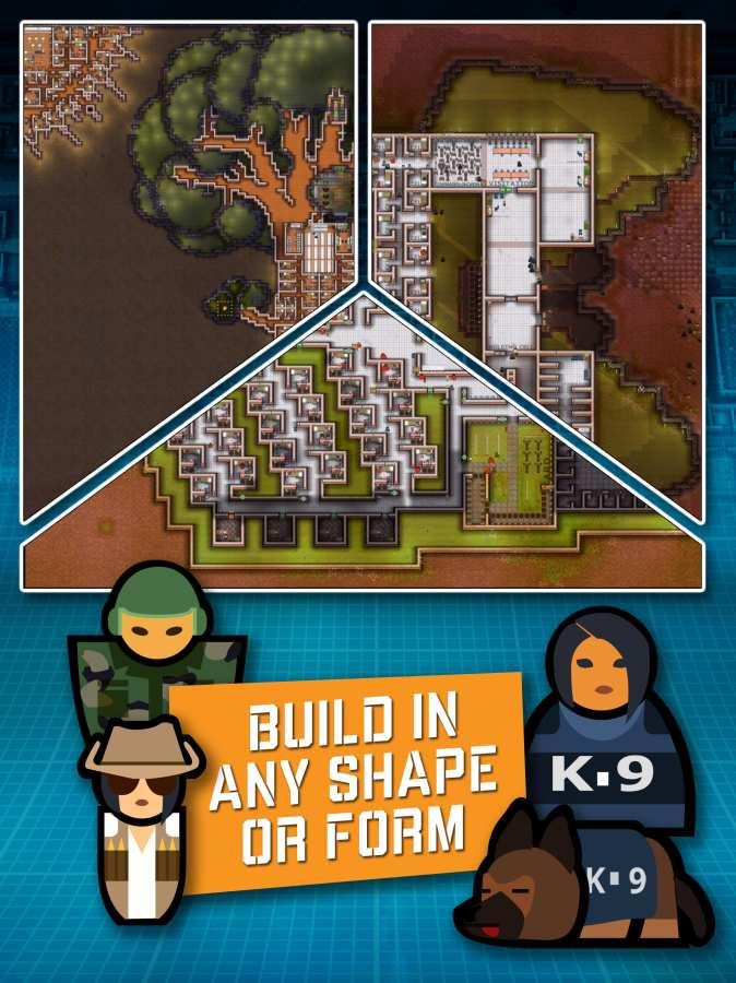 监狱建筑师移动版截图1