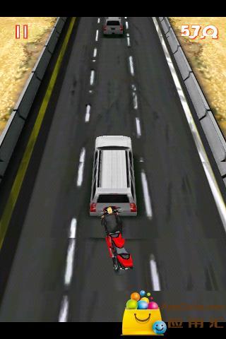 3D街头摩托竞速截图3