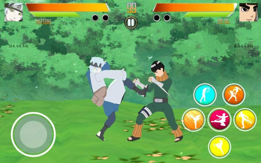 BORUTIMATE : Ultimate Ninja Fighting截图0