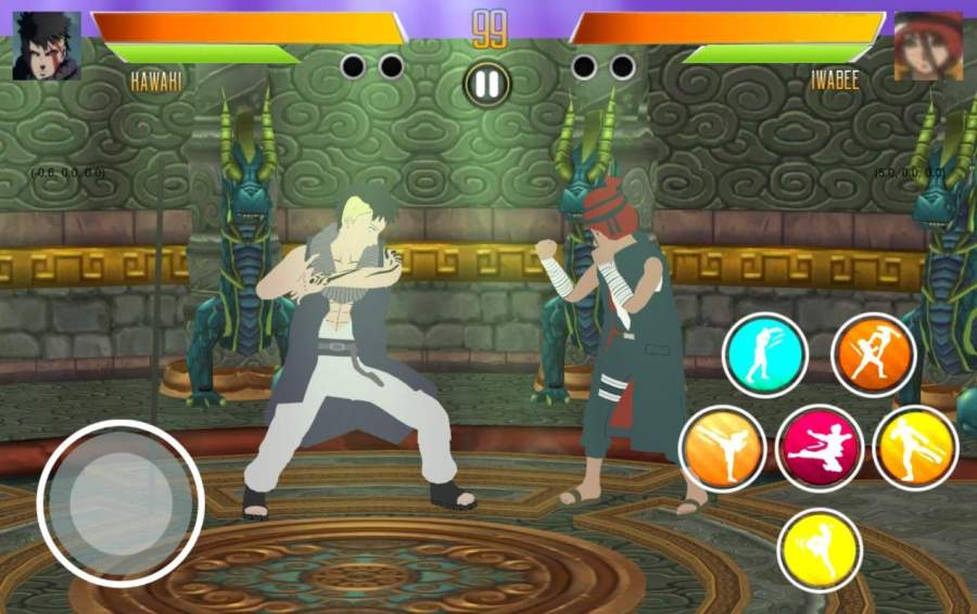 BORUTIMATE : Ultimate Ninja Fighting截图9