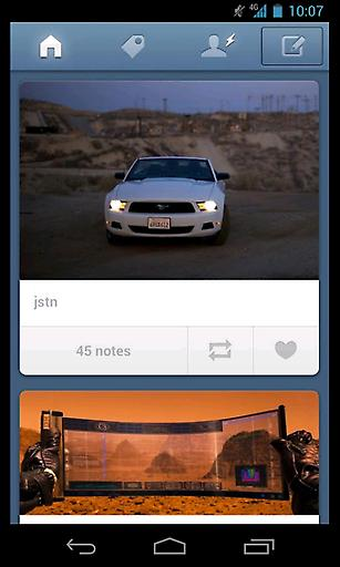 Download Tumblr (Free) for Android