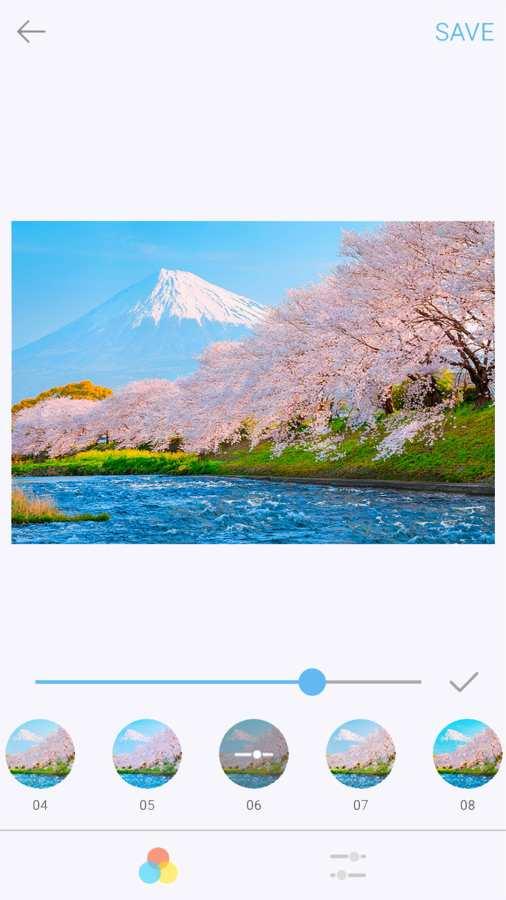 Palette Nara截图0