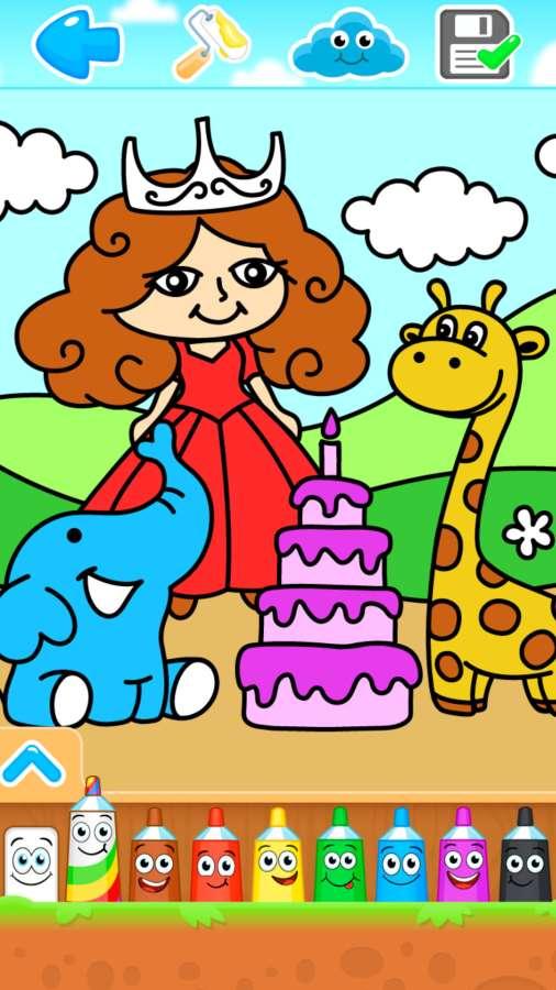 小公主画画世界