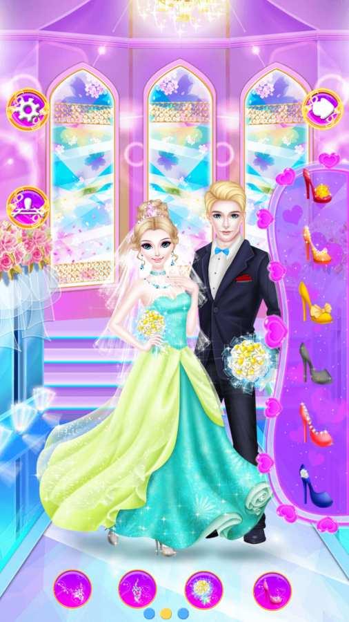 新娘公主瘦身美容截图1