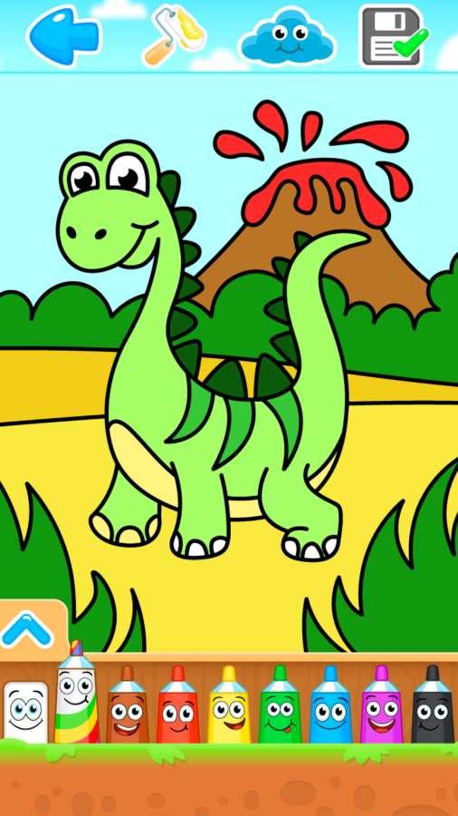 儿童宝宝画画世界截图2