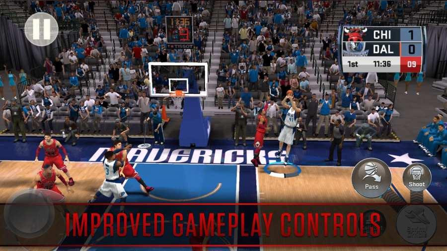 NBA 2K18截图2