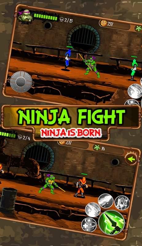 Ninja Fight - Ninja is Born截图2