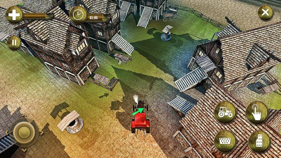 村民虚拟模拟器:真正的乡村生活截图0