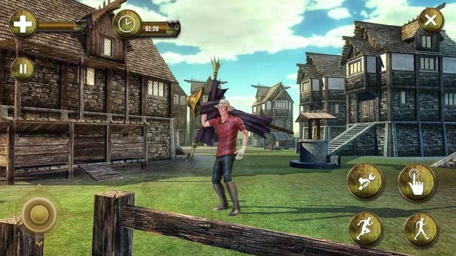 村民虚拟模拟器:真正的乡村生活截图1