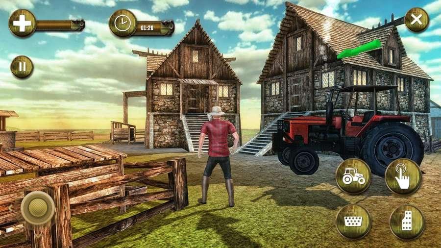 村民虚拟模拟器:真正的乡村生活截图2