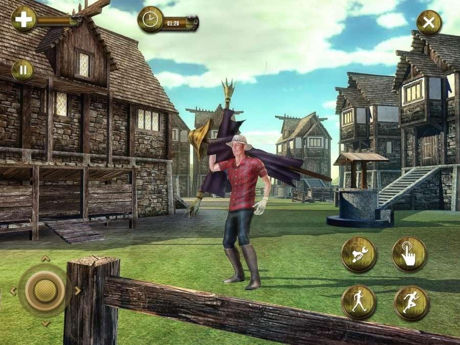 村民虚拟模拟器:真正的乡村生活截图3