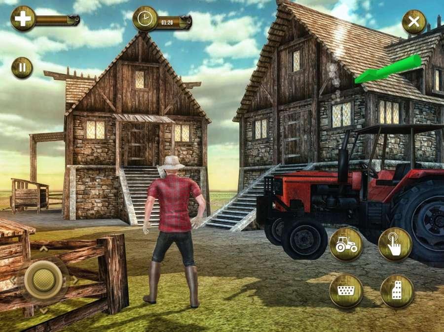 村民虚拟模拟器:真正的乡村生活截图4