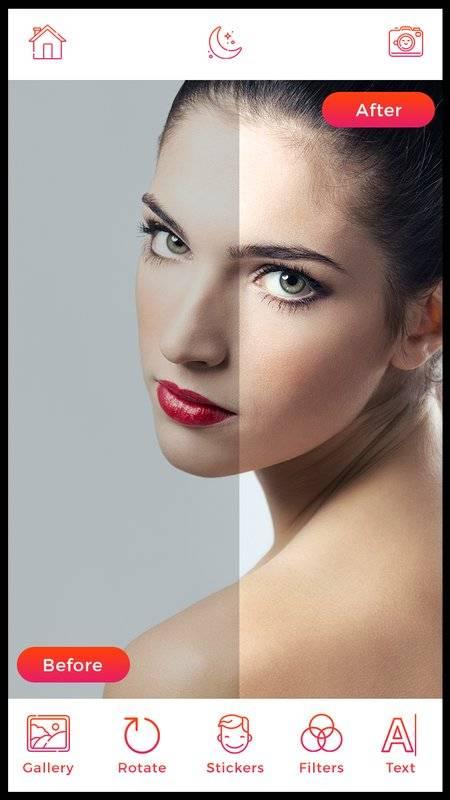 DSLR Camera - Sticker, Beauty Photo, Selfie Camera截图5