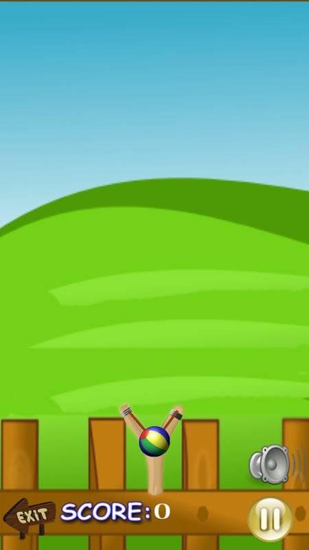 弹弓。射手。开发游戏。最好的游戏截图0