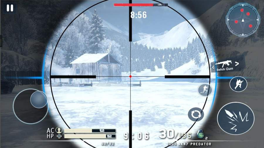 Counter Terrorist Sniper - FPS Shoot Hunter截图1