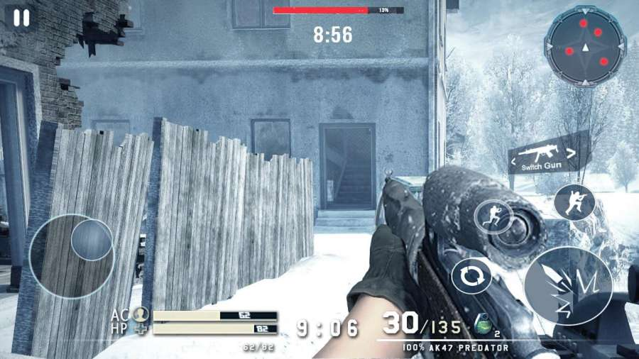 Counter Terrorist Sniper - FPS Shoot Hunter截图2