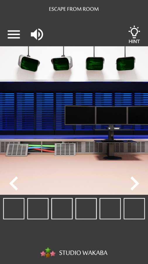 逃脱游戏 : 机器人研究所截图3