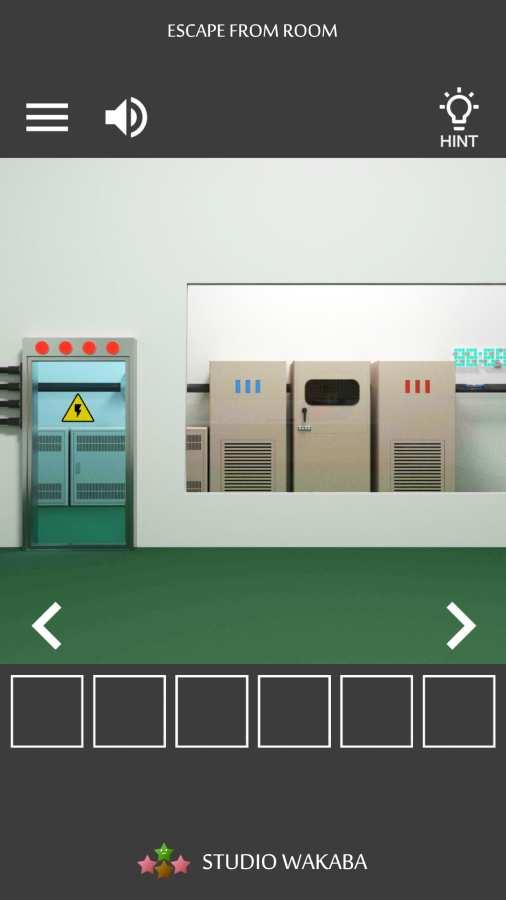 逃脱游戏 : 机器人研究所截图4