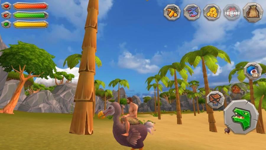 侏罗纪生存岛:方舟2进化截图1