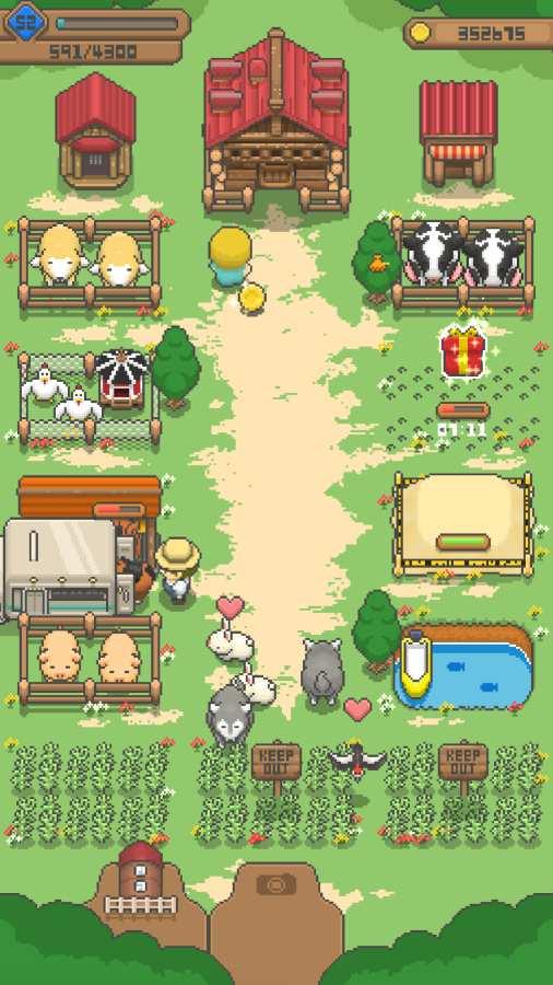 迷你像素农场截图1