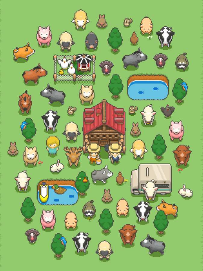迷你像素农场截图3