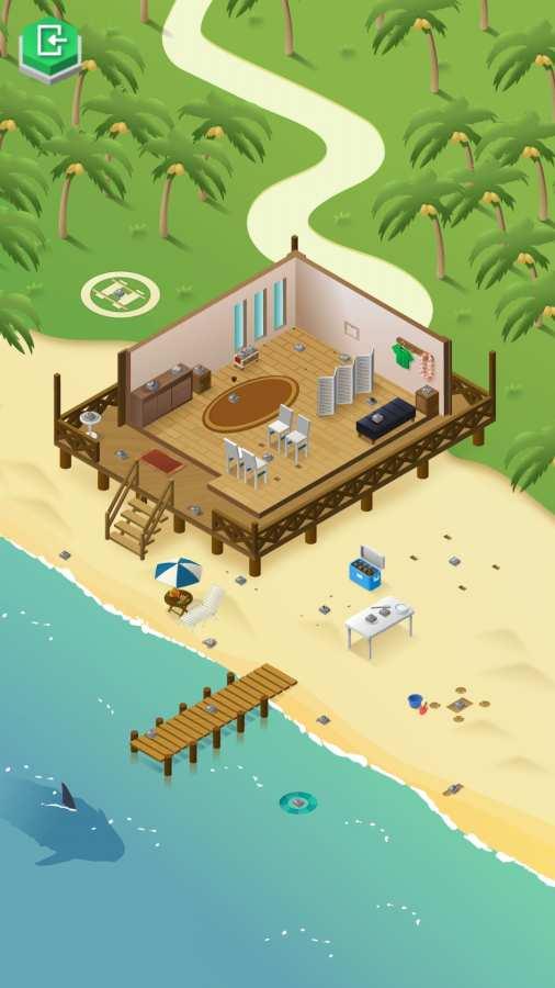 组合模型2:度假之海截图4