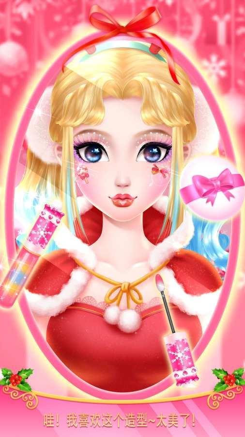 圣诞美发化妆沙龙截图4