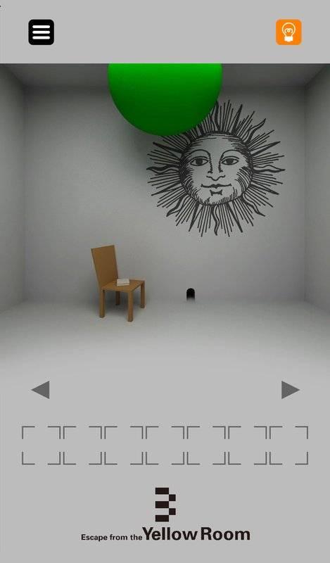 脱出ゲーム 白い部屋からの脱出截图0