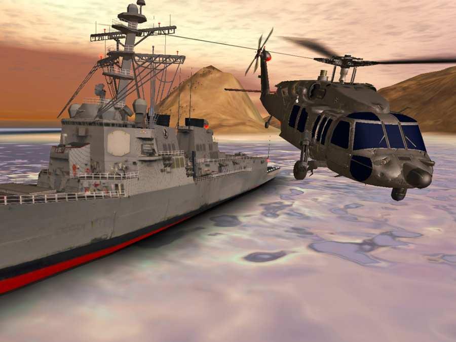 直升机模拟 专业版截图0