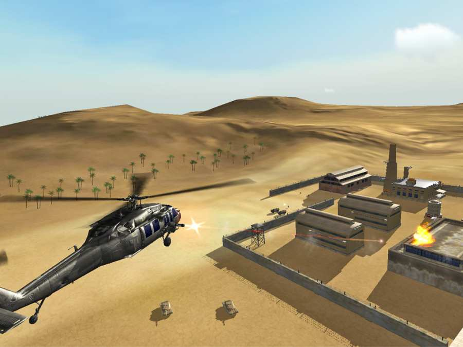 直升机模拟 专业版截图1