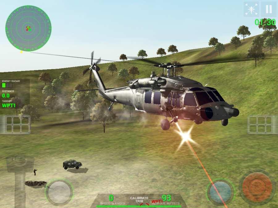 直升机模拟 专业版截图2