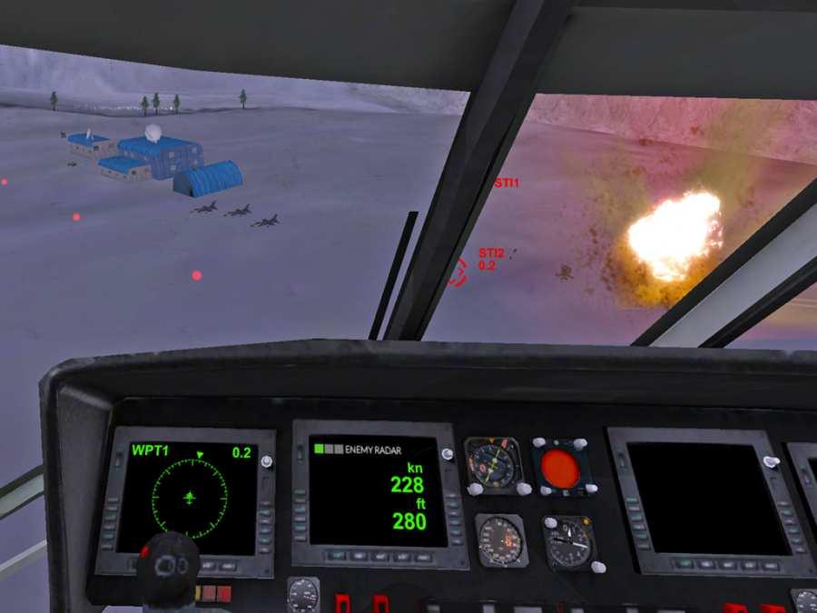 直升机模拟 专业版截图3