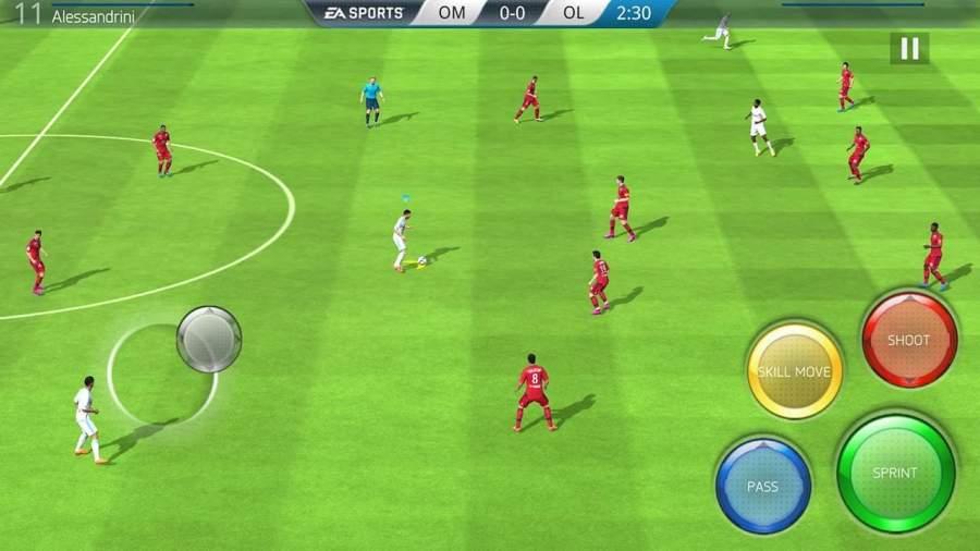 FIFA 16:终极队伍截图0