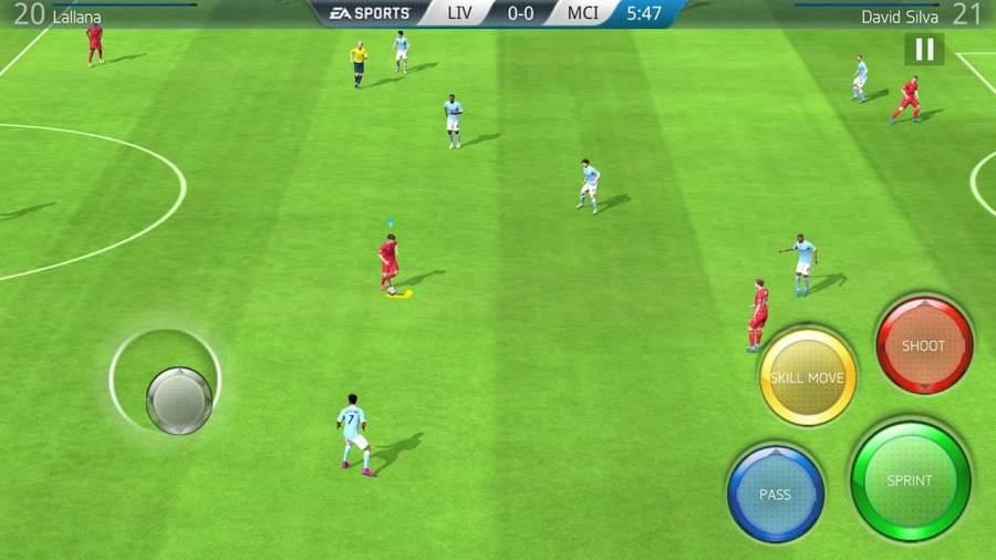 FIFA 16:终极队伍截图2