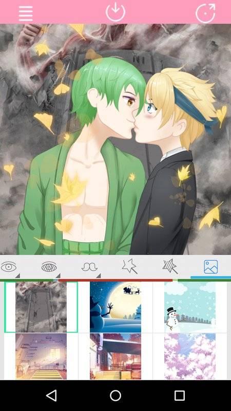 Avatar Factory: Kissing Couple截图8