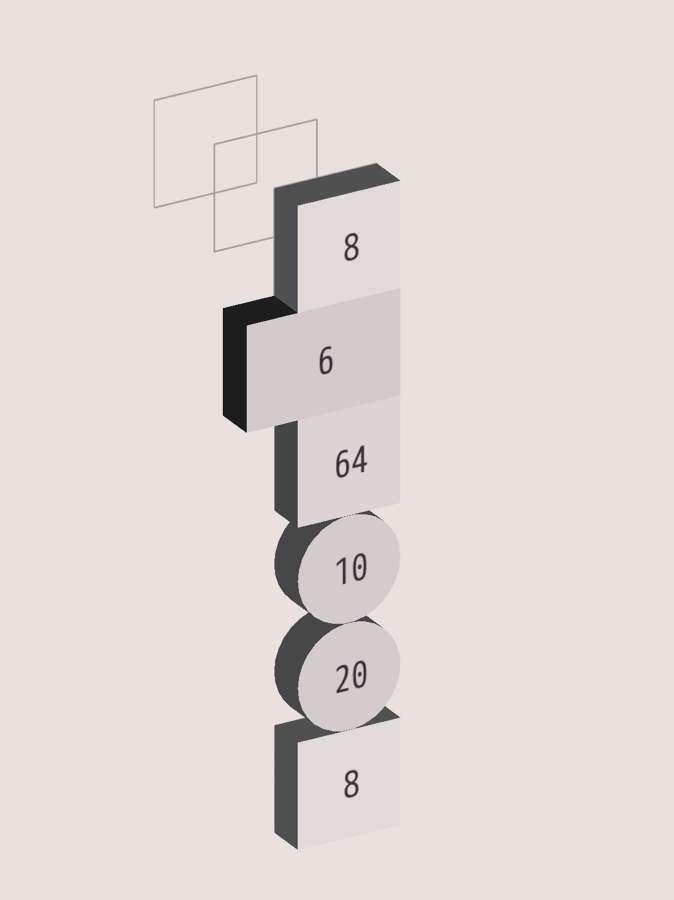 折叠数字截图0