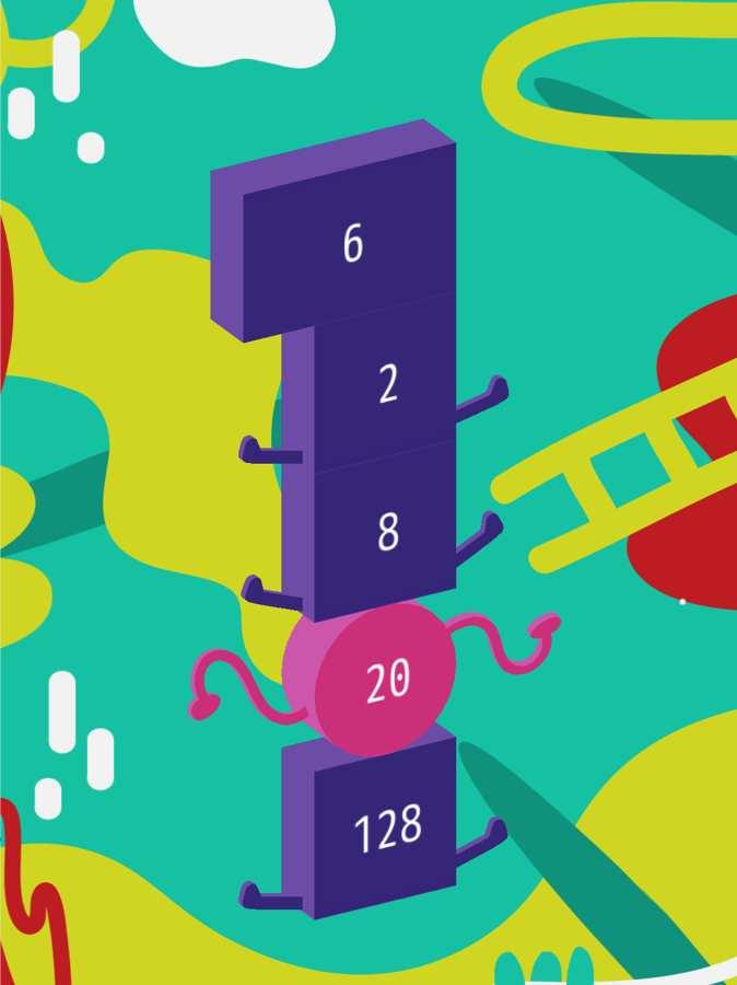 折叠数字截图2