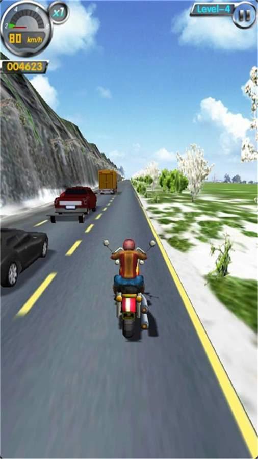 极速3D摩托截图1