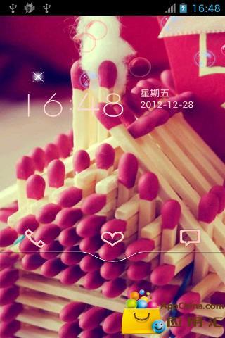 非主流唯美动态锁屏 工具 App-癮科技App