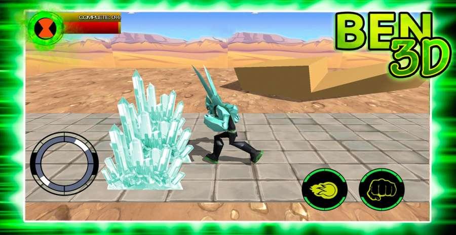 Ben Alien 10 Heros - Revenge of the universes截图3