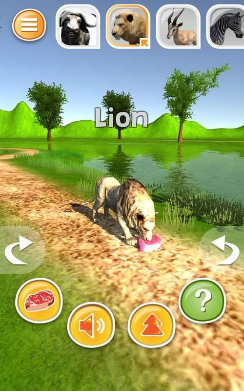 动物模拟器3D  - 狮子等截图6