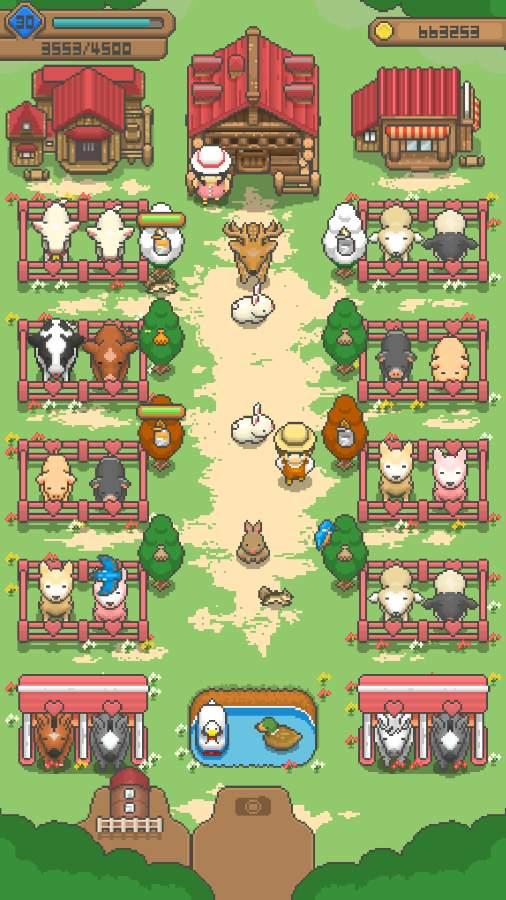 小小像素农场截图1