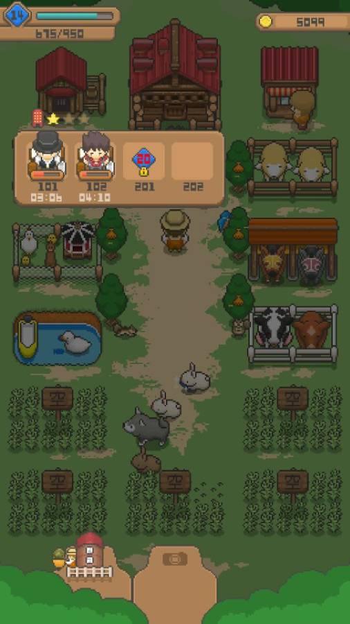 小小像素农场截图2